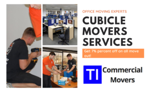 Cubicle Moving Services