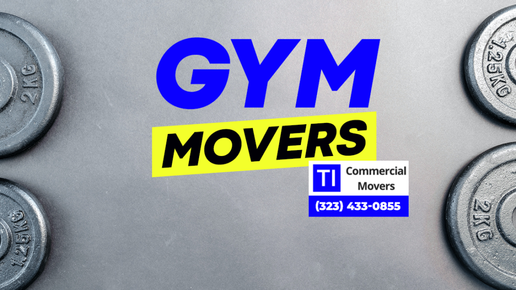 Gym Equipment Movers Near me