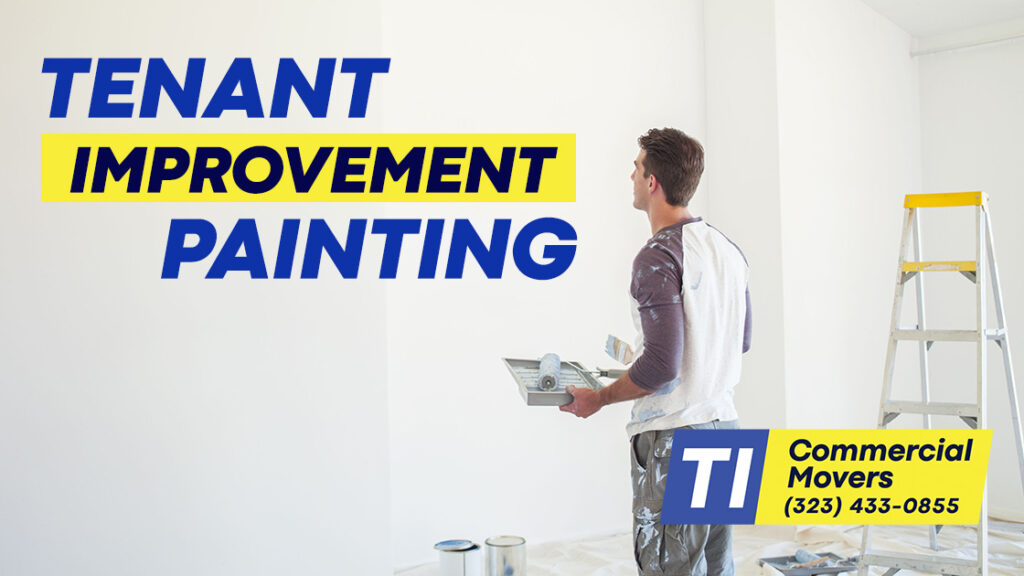 tenant improvement commercial painting
