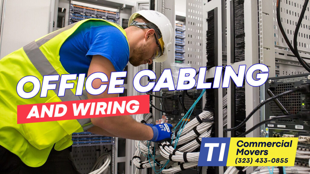 Office cabling & wiring Services