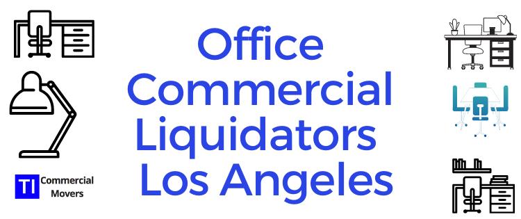 Commercial liquidators near me